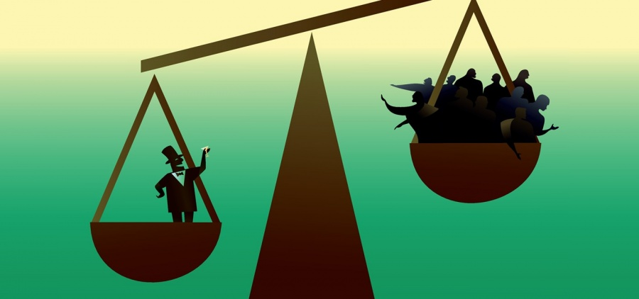 Το μεγάλο πρόβλημα της οικονομικής ανισότητας στις ΗΠΑ, σε ένα infographic