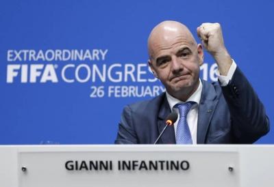 Επανεξελέγη πρόεδρος της FIFA ο Gianni Infantino