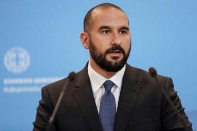 Τζανακόπουλος: Εμπρηστής και προβοκάτορας ο Μητσοτάκης - Στρατηγική του η ένταση