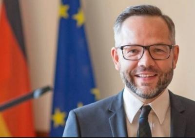 Roth (Γερμανία): Από τους στενότερους συμμάχους μας εντός ΕΕ η Ελλάδα - Μακριά από μια ευρωπαϊκή προοπτική η Τουρκία