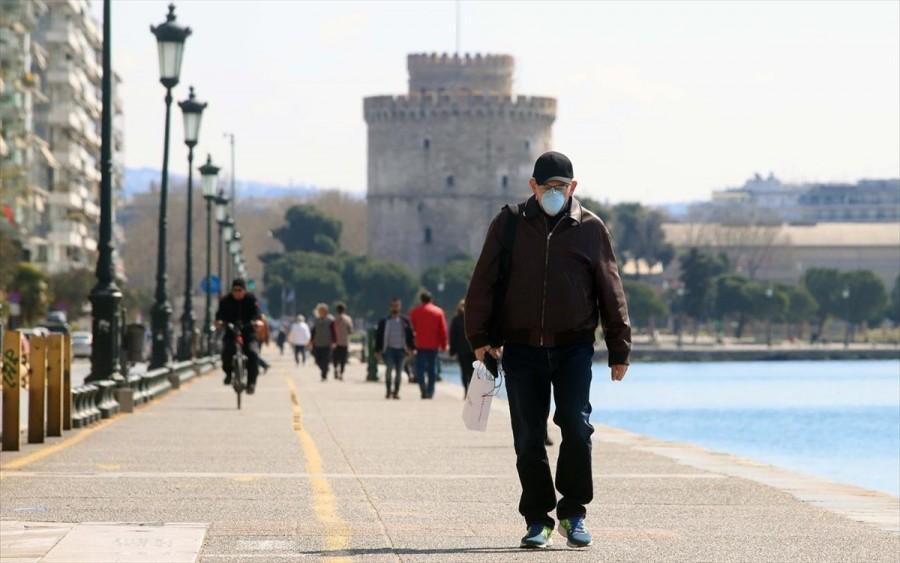 Κορωνοϊός - Επιβραδύνεται ο ρυθμός μείωσης του ιικού φορτίου στα λύματα της Θεσσαλονίκης