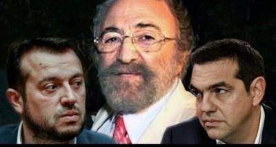 Πολιτική θύελλα από τις αποκαλύψεις Καλογρίτσα - Aποπομπή Παππά ζητά ο Μητσοτάκης - O Τσίπρας βλέπει πόλεμο λάσπης
