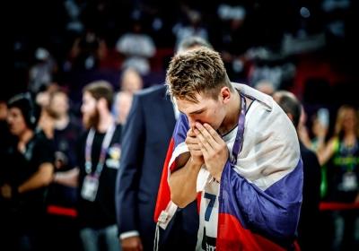 Λούκα Ντόντσιτς: Αγνοεί τη λέξη ήττα όταν παίζει με τη Σλοβενία