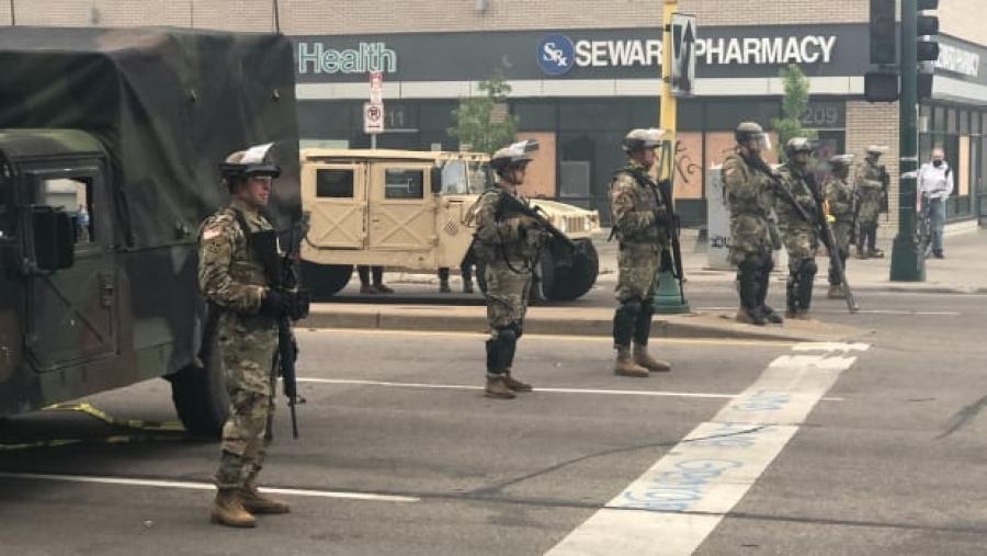 ΗΠΑ: Σε επιφυλακή ο στρατός για να αποτρέψει διαδηλώσεις υπέρ του Trump