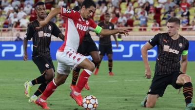 Σαχτάρ – Μονακό 0-1: Οι Μονεγάσκοι ισοφαρίσουν το σκορ του πρώτου αγώνα με τον Μπεν Γεντέρ (video)