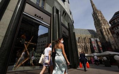 Αυστρία: Ενισχύσεις έως 2 δισ. ευρώ στις επιχειρήσεις για το lockdown του Νοεμβρίου
