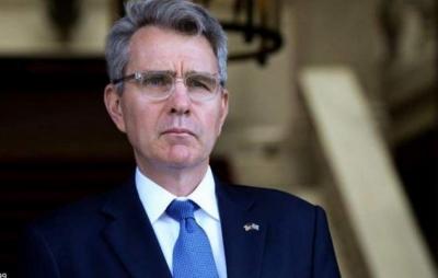 Pyatt (πρέσβης ΗΠΑ): Εξετάζουμε την πιθανότητα βάσεων στα νησιά - Εκπλήσσομαι από τη στάση του ΣΥΡΙΖΑ