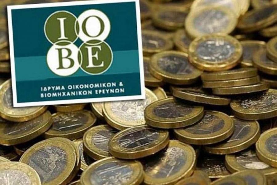 ΙΟΒΕ: Το 64% των Ελλήνων καλύπτει οριακά τις μηνιαίες του υποχρεώσεις - Άγνωστη λέξη πλέον η αποταμίευση