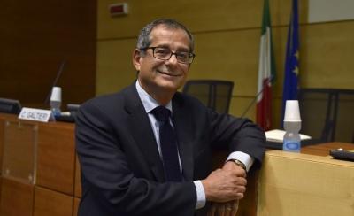 Tria: Στενεύει ο χρόνος για συμφωνία με την ΕΕ - Πρέπει να διαφυλαχθούν οι προτεραιότητες της ιταλικής κυβέρνησης