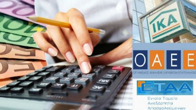 «Κρυφό χρέος» 1 δισεκ. και οριακό πλεόνασμα 176 εκ. δείχνει ο προϋπολογισμός των ασφαλιστικών Ταμείων για το 2021