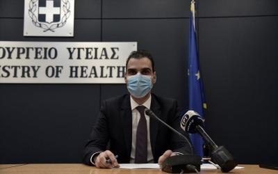 Θεμιστοκλέους: Μέχρι σήμερα 18/1 έχουν κλειστεί πάνω από 372.000 ραντεβού για εμβολιασμό