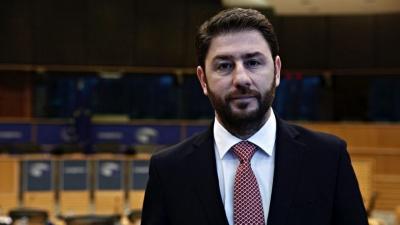 Ανδρουλάκης: Δεν απέκλεισε το ενδεχόμενο να διεκδικήσει την ηγεσία του ΠΑΣΟΚ