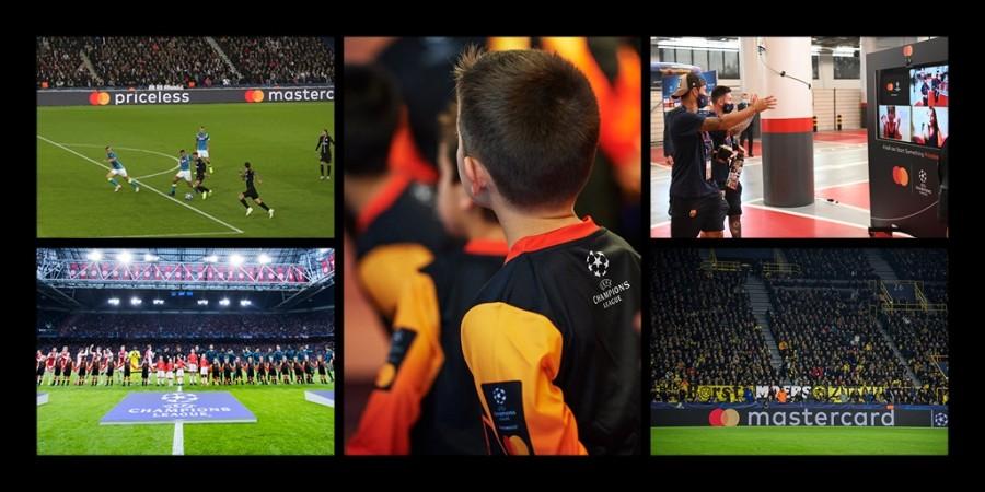 Mastercard και UEFA Champions League επεκτείνουν την παγκόσμια συνεργασία τους