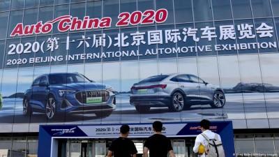 Κίνα: Ανοίγει στις 26 Σεπτεμβρίου στο Πεκίνο, το πρώτο μετά-Covid19 Σαλόνι Αυτοκινήτου