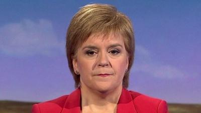 Sturgeon (Σκωτία): Ο Johnson δεν μπορεί να μας κρατήσει στο Ηνωμένο Βασίλειο, παρά τη θέλησή μας
