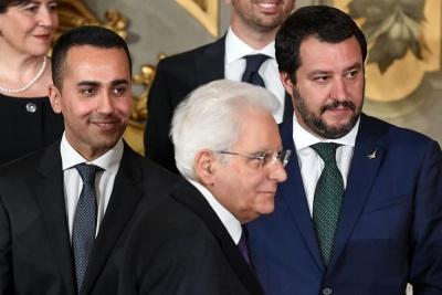 Κόντρα Mattarella - Salvini για τους μετανάστες στο πλοίο Diciotti - Αιχμές του ΥΠΕΣ για παραίτηση