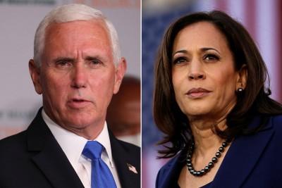ΗΠΑ: Διασταυρώνουν τα ξίφη τους οι υποψήφιοι αντιπρόεδροι, Pence - Harris στο αυριανό debate (7/10)