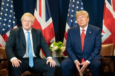 Axios: ΗΠΑ και Ην. Βασίλειο έδωσαν τα