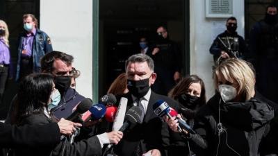Κούγιας: Ο Λιγνάδης είναι ιδιαίτερα ιδιοφυής άνθρωπος - Ήταν ψύχραιμος όταν άκουσε ότι θα προφυλακιστεί