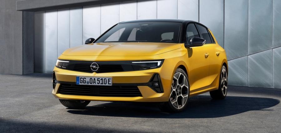 Αυτό είναι το νέο Opel Astra – Στην Ελλάδα αρχές 2022