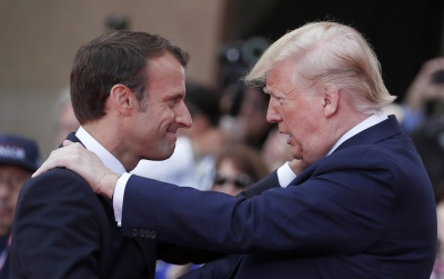 Le Maire (ΥΠΟΙΚ Γαλλίας): Συμφωνία Macron – Trump για ανακωχή στους δασμούς έως τα τέλη του 2020