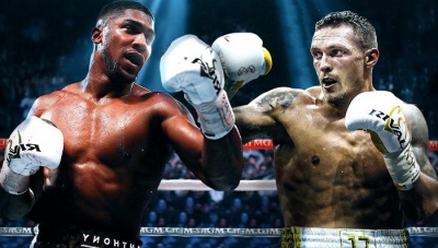 Joshua vs Usyk: Sold out σε ένα 24ωρο η μεγάλη μάχη της heavyweight κατηγορίας