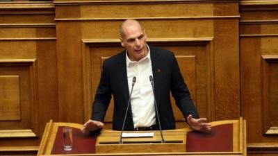 Βαρουφάκης (ΜέΡΑ25): Προδιαγεγραμμένη απάτη η εξέλιξη στην Πειραιώς, διαχρονικό σκάνδαλο το Ελληνικό