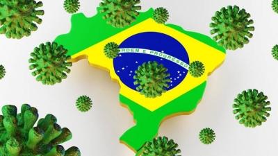 Στο έλεος της covid η Βραζιλία – Ημερήσιο ρεκόρ με πάνω από 100.000 κρούσματα