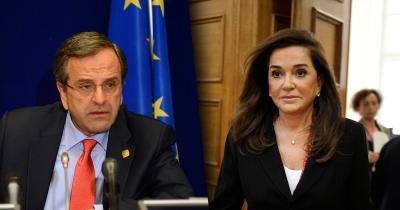 Διαφωνία Σαμαρά για το θεαθήναι και ο νέος ρόλος «καλοθελητή» της Ντόρας στην εξωτερική πολιτική της Ελλάδας
