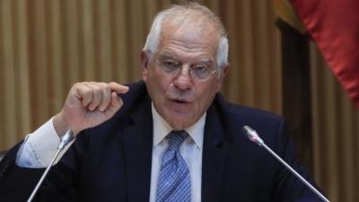 Borrell (EE): Άμεση κατάπαυση του πυρός στις συγκρούσεις στη Λωρίδα της Γάζα