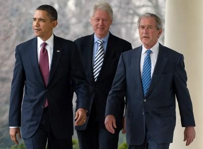 ΗΠΑ: Bill Clinton, Barack Obama και George W. Bush θα δώσουν το παρών στην ορκωμοσία Biden