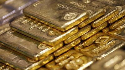 Οριακή άνοδος 0,04% για τον χρυσό, εν όψει Fed - Στα 1.400,50 δολ. ανά ουγγιά
