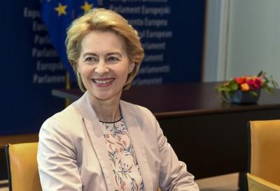 Von der Leyen προς κράτη - μέλη: Καταρτίστε αμέσως τα εθνικά σχέδια για το Ταμείο Ανάκαμψης
