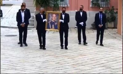 Κέρκυρα: Τελέστηκε τρισάγιο στη μνήμη του Πρίγκιπα Φίλιππου