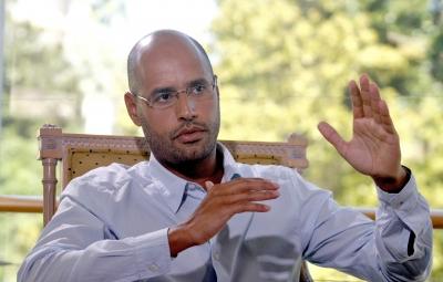 Επιστροφή στην εξουσία ονειρεύεται ο γιος του πρώην δικτάτορα της Λιβύης Gaddafi