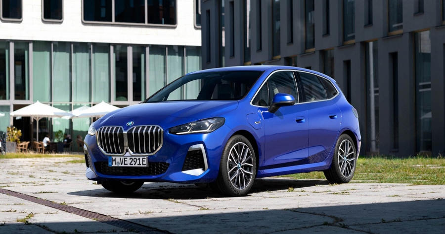 Η νέα BMW 2 Active Tourer βγαίνει και σε plug-in