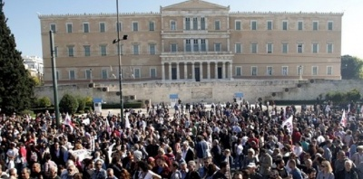 «Φρένο» στις πορείες που παραλύουν το κέντρο της Αθήνας – Ποια μέτρα εξετάζονται, με εντολή του πρωθυπουργού
