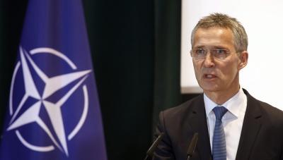 Stoltenberg (ΝΑΤΟ): Δεν μπορούμε να εγγυηθούμε για την ασφάλειά του Ισραήλ ούτε να εμπλακούμε στη Μέση Ανατολή