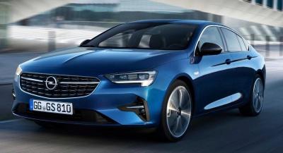 To Opel Insignia ανανεώνεται και αποκτά νέο τρικύλινδρο 1.400άρη κινητήρα