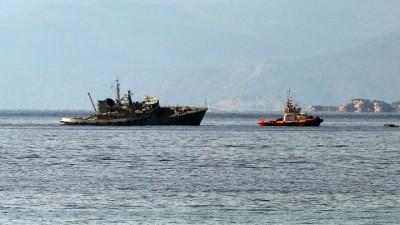 Συντηρητική κατάσχεση του πλοίου που εμβόλισε το «Καλλιστώ» - Ασφαλιστικά μέτρα κατέθεσαν δύο Υπουργεία