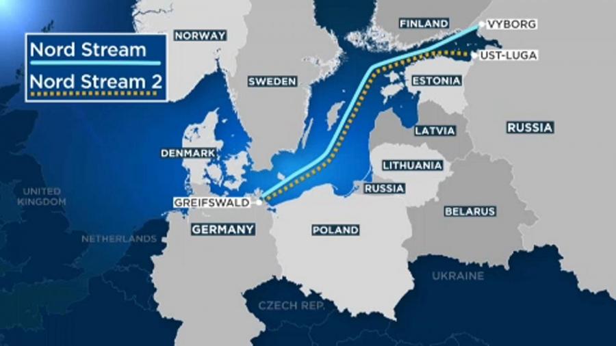 ΗΠΑ: Ο  Nord Stream δεν θα εμποδίσει τις εξαιρετικές σχέσεις με τη Γερμανία