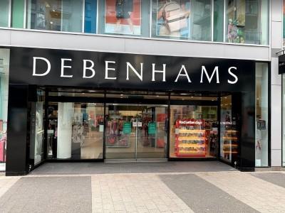 Βρετανία: Τα πολυκαταστήματα Debenhams καταργούν 2.500 θέσεις εργασίας