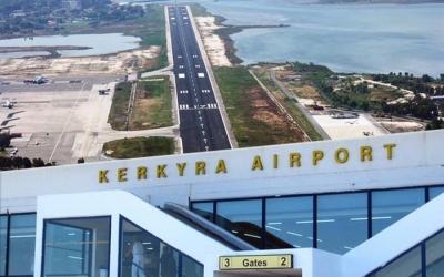Κέρκυρα: Αυξάνονται οι πτήσεις από την Ευρώπη