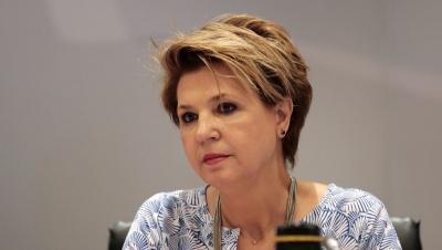 Γεροβασίλη: Η απόφαση του Eurogroup εγγυάται την οριστική επιστροφή της Ελλάδας στην κανονικότητα της ΕΕ