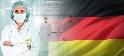 Γερμανία: Η σταδιακή άρση των περιορισμών προκαλεί αντιπαραθέσεις στο CDU