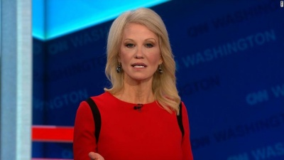 Conway (Λευκός Οίκος): Ο Trump είναι σίγουρος για την επαναδιαπραγμάτευση πυρηνικής συμφωνίας με το Ιράν
