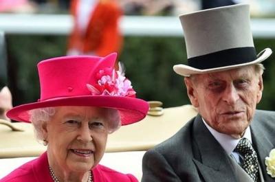 Εθνικό πένθος στην Βρετανία - Κανονιοβολισμοί και τήρηση ενός λεπτού σιγής στη μνήμη του πρίγκιπα Φιλίππου