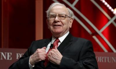 Άνοδος 17% για τα κέρδη της Berkshire Hathaway το β' τρίμηνο του 2019