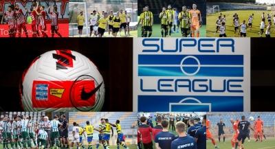 Super League: Η αναβολή «ευνοεί» τον Παναθηναϊκό - Γκρίνια από τους Ευρωπαίους!