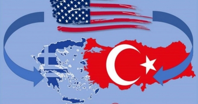 Atlantic Council: Οι σχέσεις Ελλάδος - ΗΠΑ στην εποχή Biden - Η νέα διατλαντική συμμαχία και ο παράγων Τουρκία